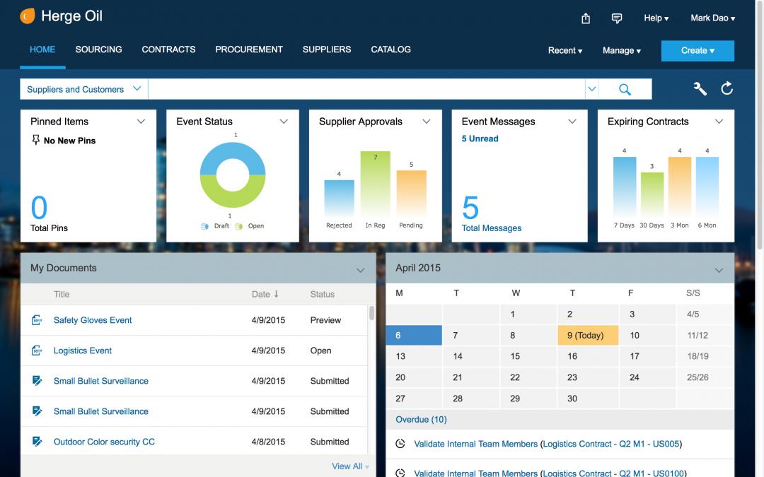 Hidden useability tweaks in SAP SRM