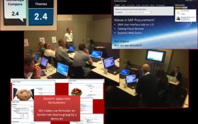 (Nederlands) Terugblik Compera workshops VNSG 2014 – erg positief!