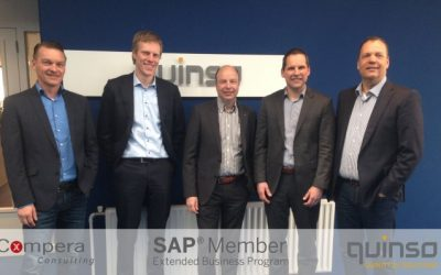 Compera is Ariba Partner & SAP Extended Business Member via Quinso