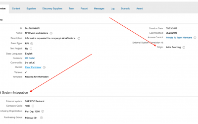 New in SAP Ariba: Total RFQ Integration with SAP ECC!