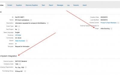 New in SAP Ariba: Total RFQ Integration with SAP ECC!