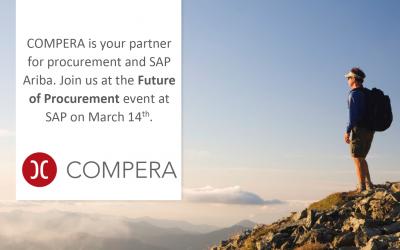 March 14th – Future of Procurement event
