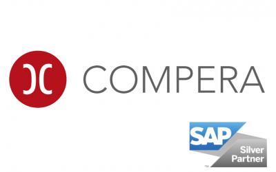 Compera benoemd tot SAP Silver Partner